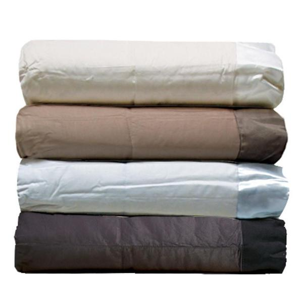 Eden Feather and Down Cafe Blankets
