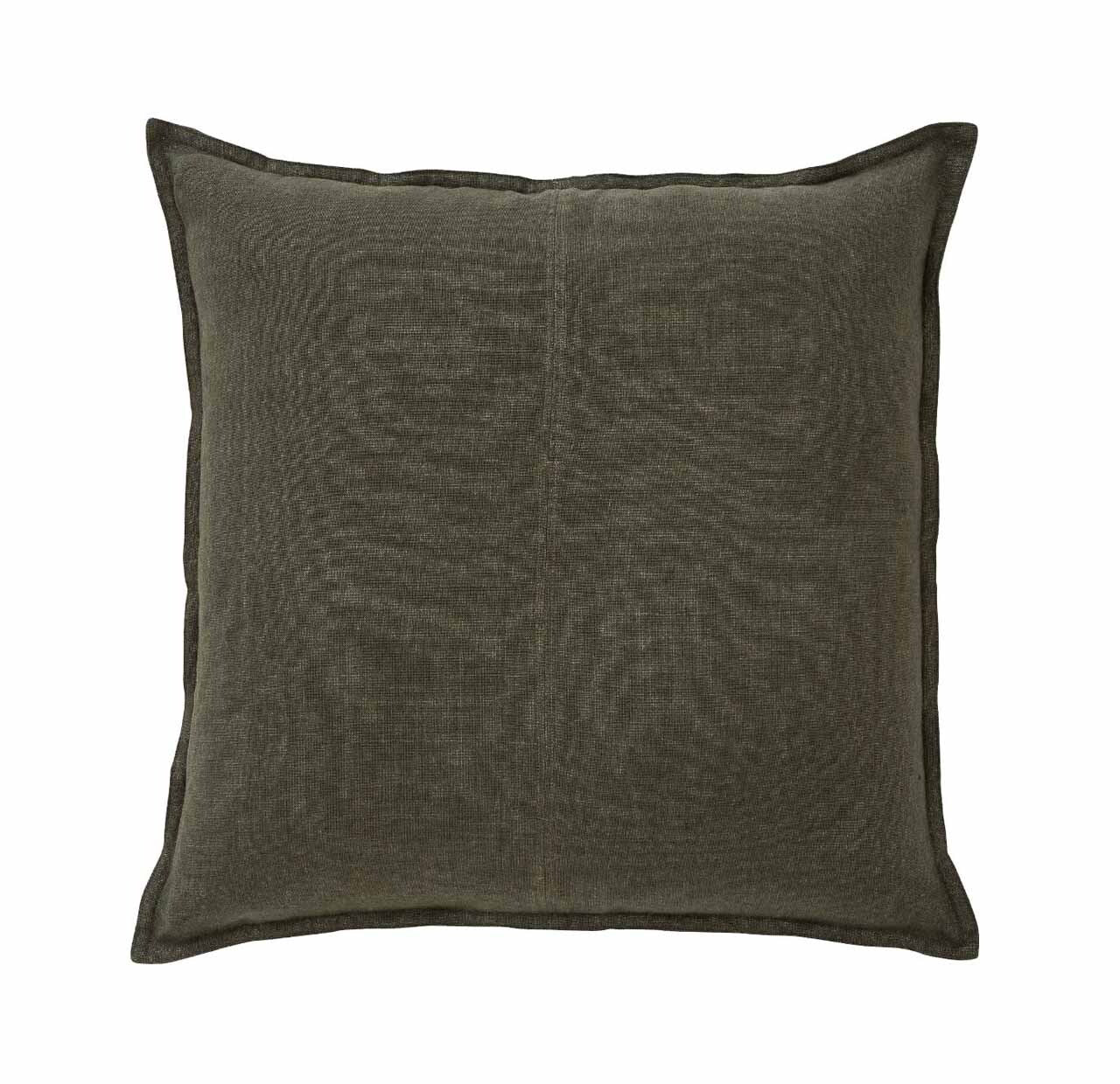 Como Square 50cm Cushion - Khaki