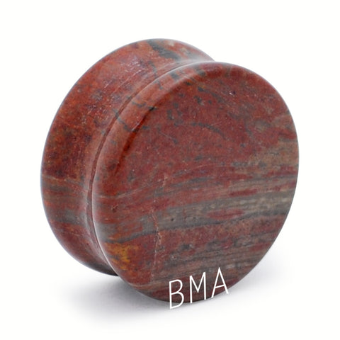 brown stone plugs