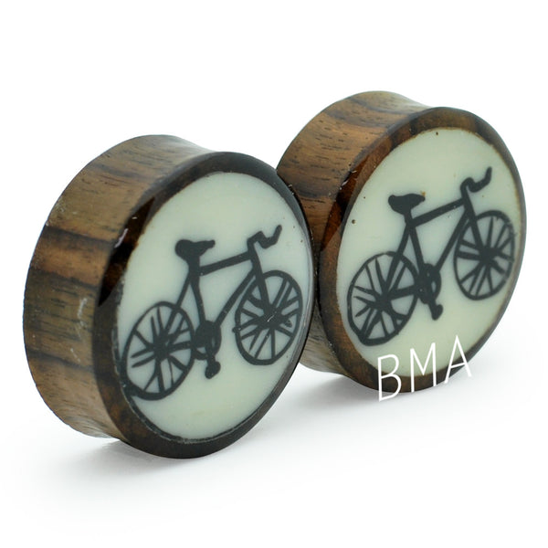 fixie on bone plugs