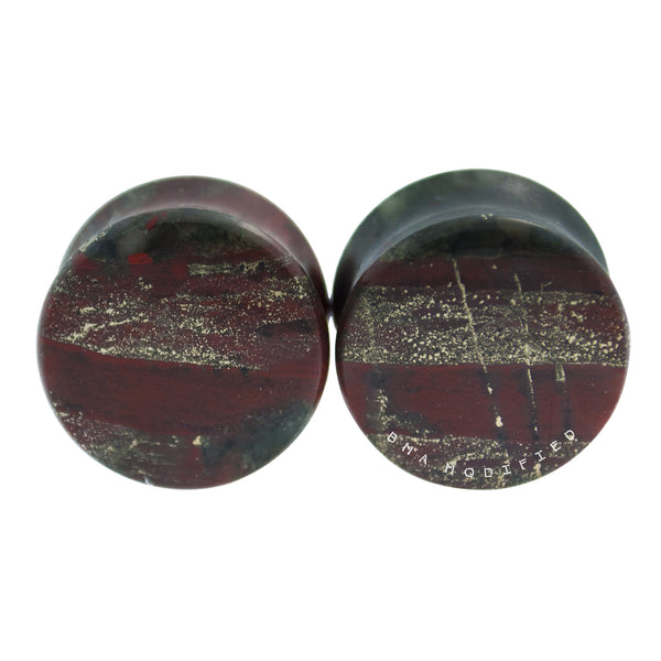 bloodstone plugs