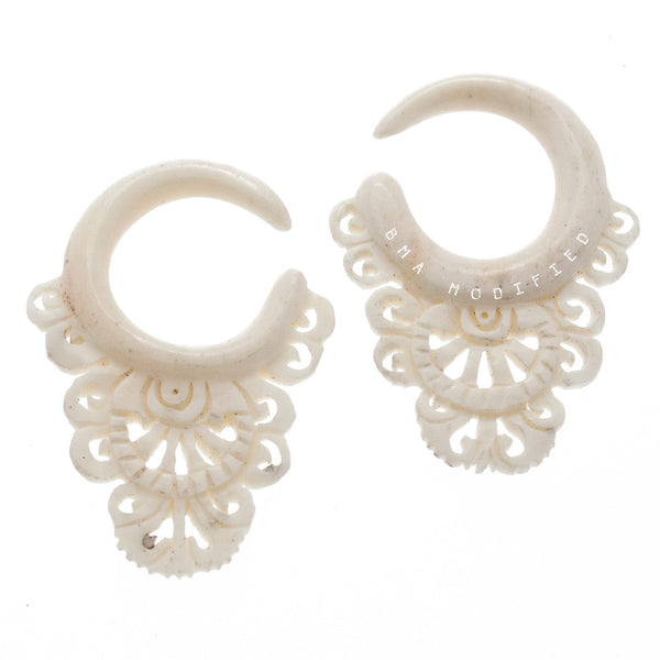 Swarna Bone Fan Hangers Plugs (2g) #7434