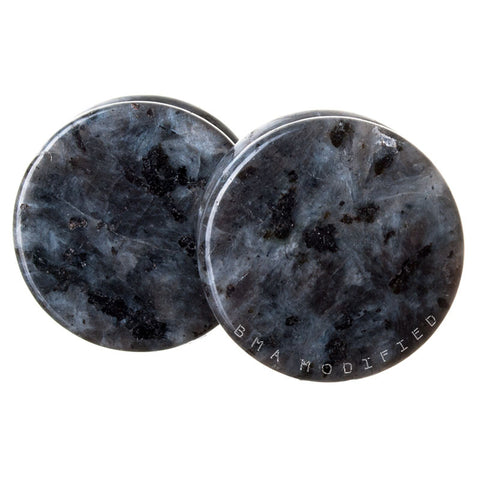 labradorite flash plugs