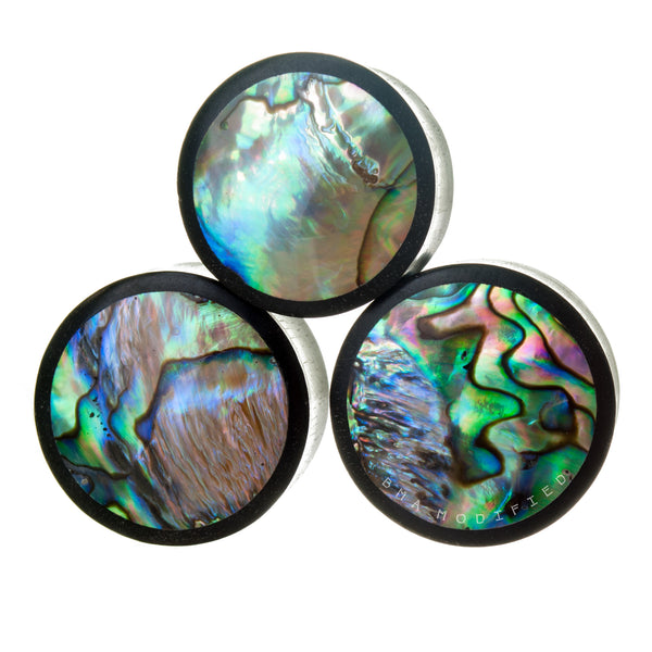 arang ebony wood plugs