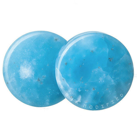 blue quartz plugs