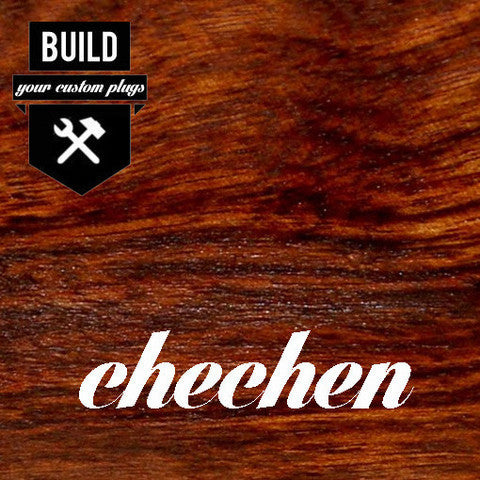 chechen wood plugs