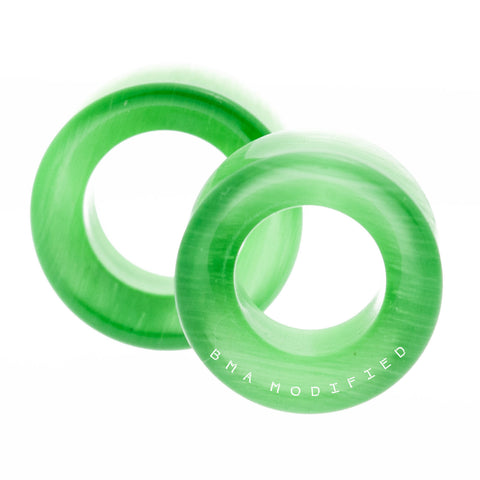 green tunnels