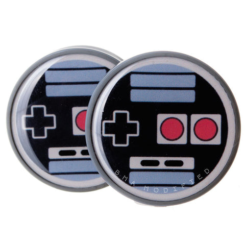 video game plugs