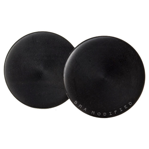 ebony wood plugs
