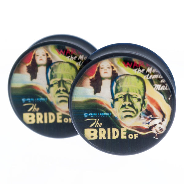 Bride of Frankenstein Movie Poster Plugs