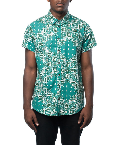 Zane Button Up Shirt