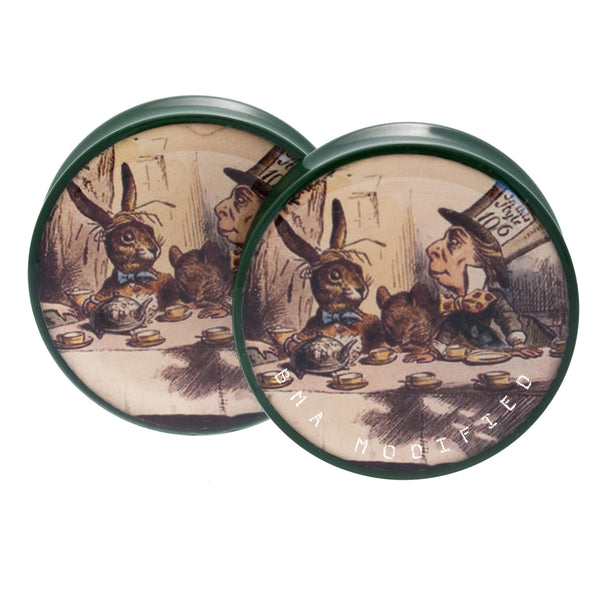 Mad Hatter Plugs (38mm)