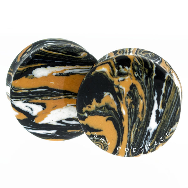 Hornet's Nest Swirl Plugs (3mm-25mm)