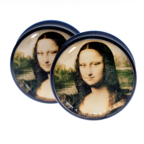 mona lisa plugs