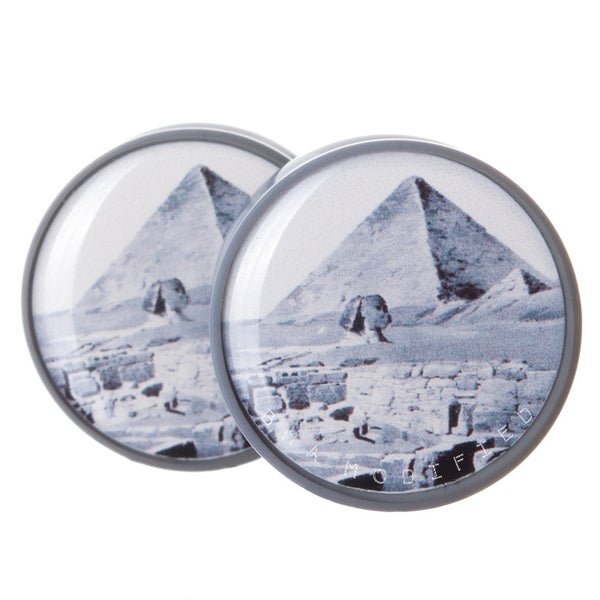 pyramid in egypt plugs