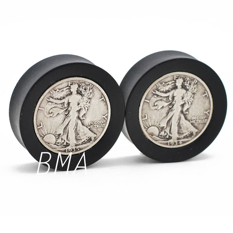 silver dollar wood plugs