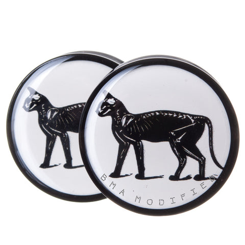 cat skeleton plugs