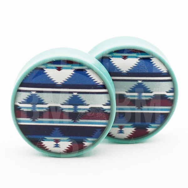 tribal blanket plugs