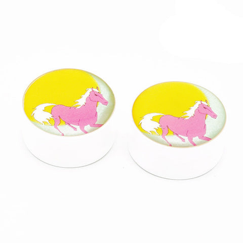 whimsical horse plugs
