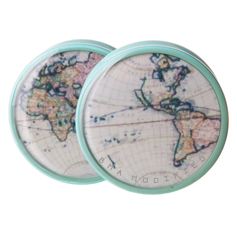 world map plugs