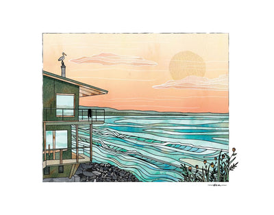 Studio Sea - Jack's House Print