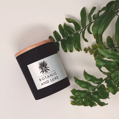 Botanic And Luxe Candle