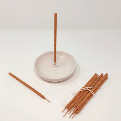 Luna Incense Holder