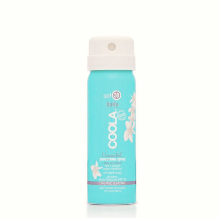 Coola Classic Body Spray Travel Size