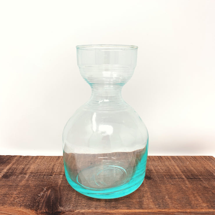 Recycled Glass Carafe Small