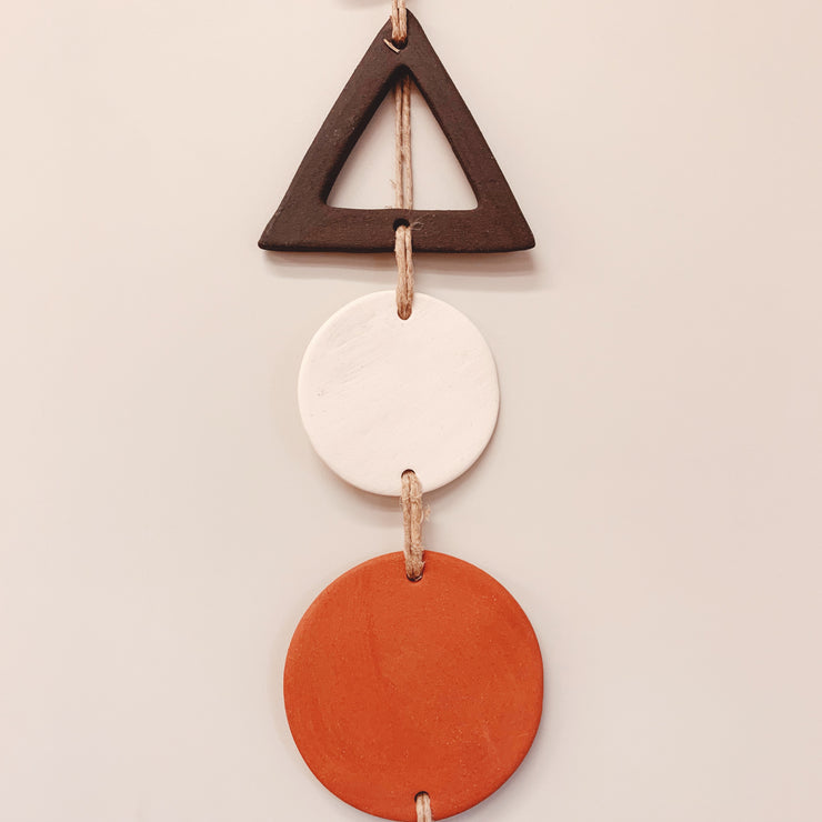 Ceramics Wall Hanging