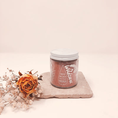 Wildcare Bee Rosy Exfoliating Mask