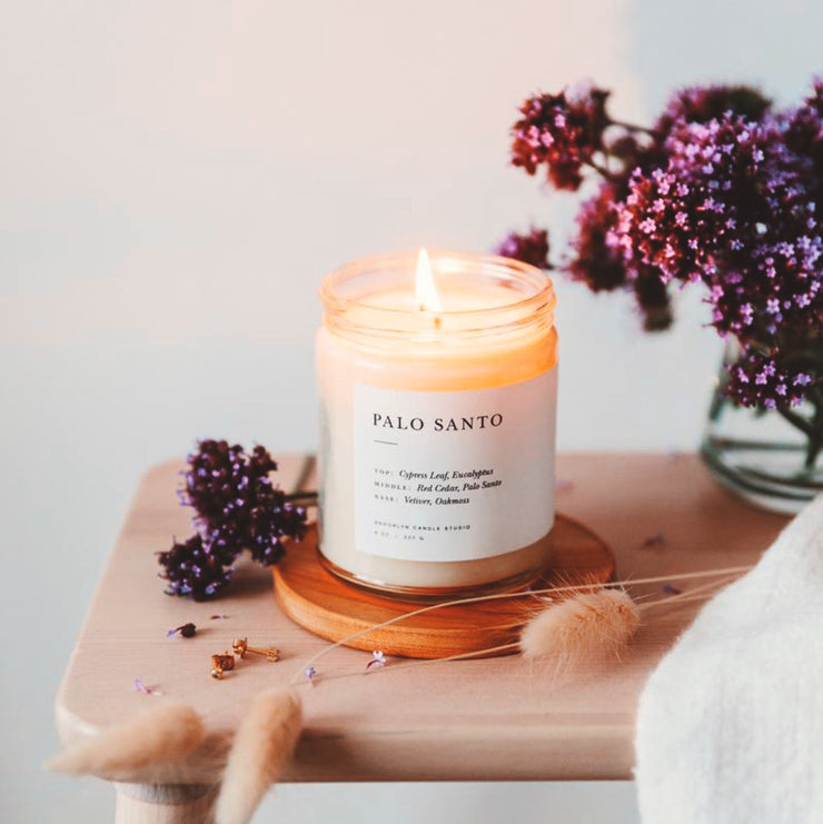 Palo Santo - Brooklyn Candle