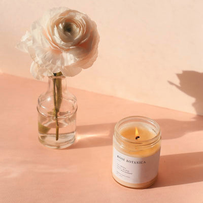 Rose Botanica - Brooklyn Candle