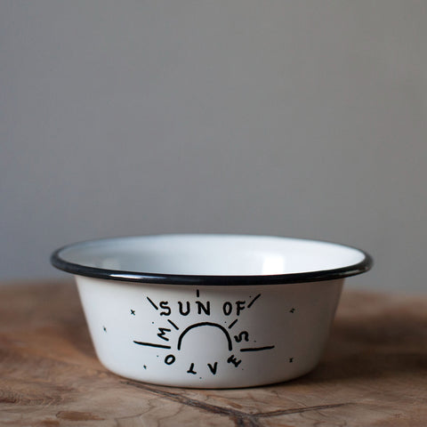 Dog Bowl - Sun of Wolves