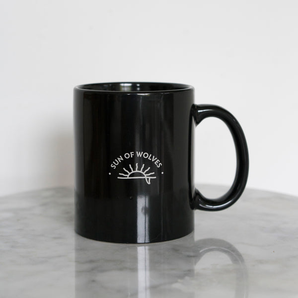 In Dog We Trust Mug