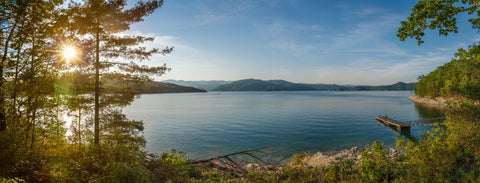 Devils Fork State Park - Lake Jocassee | Photo via South Carolina State Parks