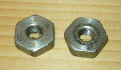 solo 639 chainsaw bar nut set