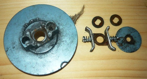 homelite C-5 chainsaw starter pulley/rotor