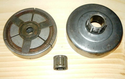 Partner R16 R17 + Chainsaw Rim Drum Clutch Assembly Type 1