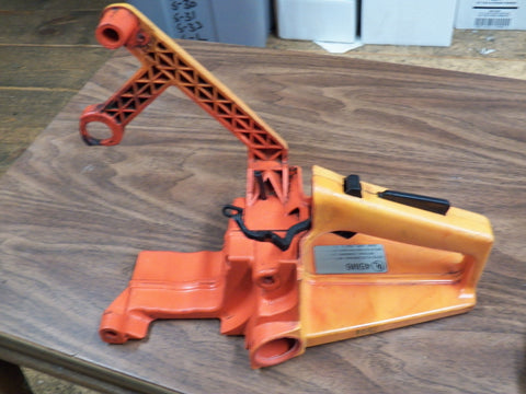 Dolmar Chainsaw 100, 102, ps-22, 100s fuel Tank rear Handle