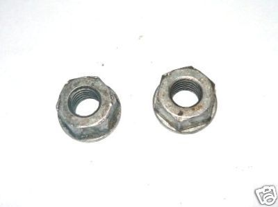 Stihl 08 S S10 S 10 Bar Nuts