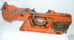 Husqvarna 266 Chainsaw Right Crankcase Crank Case Half #1 (with studs)