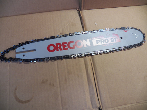 "Small Mcculloch chainsaw 14"" sprocket tip bar and Chain Combo NEW Oregon 100453 (RDFB)"