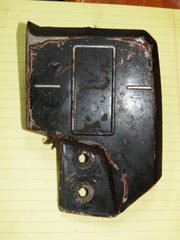 john deere 60v chainsaw clutch cover