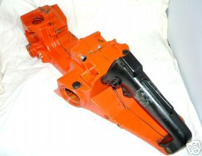 Dolmar 123 Chainsaw Fuel Tank, Throttle Trigger, Grip +