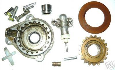Poulan 306 A Chainsaw Oil Pump Oiler Assembly