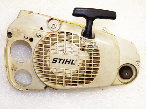Stihl 019t Chainsaw old style Starter assembly