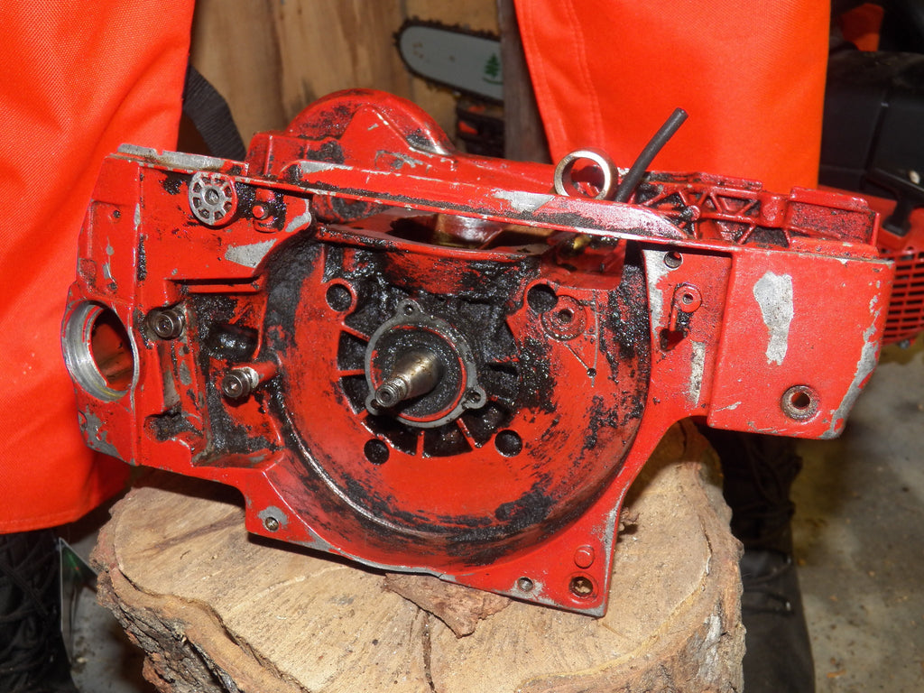 Jonsered 2171 Turbo Chainsaw Crankcase Assembly ...