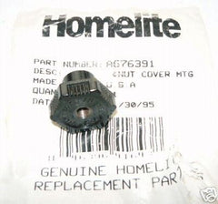 Homelite Saw/Pump Mounting Nut Cover 0676391 NEW