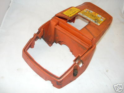 Husqvarna 371 372 XP Chainsaw Top Cylinder Cover #1
